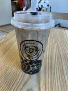 綿茶 プリンミルクティー