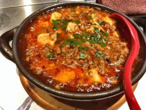 青龍 麻婆豆腐