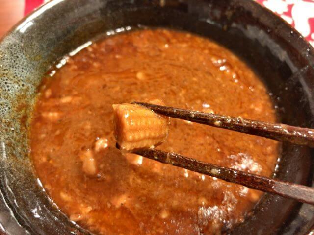 鬼金棒 つけ麺 テイクアウト