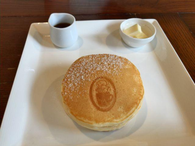 カフェアンジェ プレーンパンケーキ