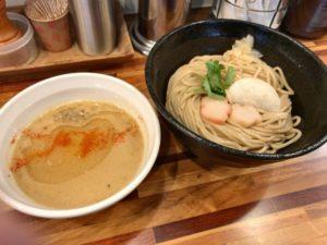 五ノ神水産 銀だら西京味噌つけ麺