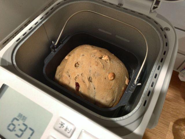 パナソニック ホームベーカリー 天然酵母食パン