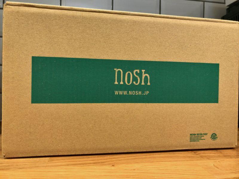 ナッシュ(nosh)段ボール